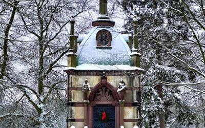 Der Riensberger Friedhof in Bremen